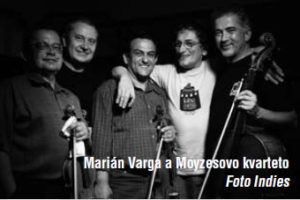 Marián Varga se vrátil ke klasice