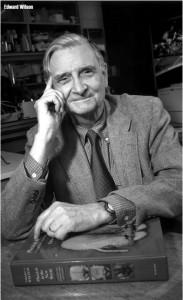 Zakladatel sociobiologie Edward Wilson