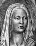 Masaccio: Madonna col bambino
