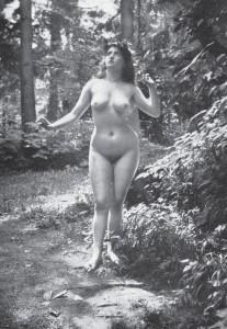 Z knihy Die Schönheit der Frauen, cca 1990