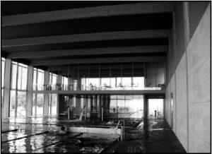 D.R.N.H. Bazén na Kraví Hoře, Brno, 2001–2004