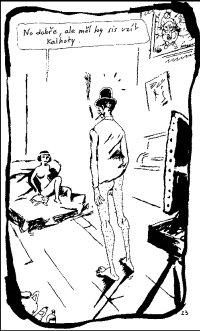 Komiksová pocta Julesu Pascinovi