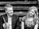 Helene Blum og Harald Hauggard. Til Presse.
